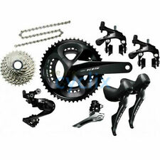 New 2019 SHIMANO 105 R7000 Full Road Group Groupset Brake 50/34t 172.5mm 25t/28t