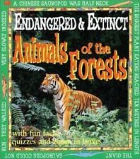 Endangered & Extinct Prehistoric Animals-ExLibrary