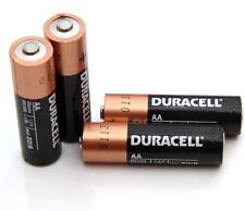 48 x AA Batteries . Duracell