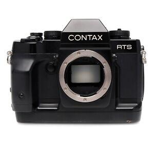 Contax RTS III 35mm SLR Film Camera Body