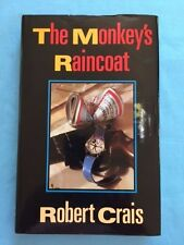 THE MONKEY'S RAINCOAT - FIRST U.K. EDITION INSCRIBED BY ROBERT CRAIS