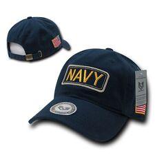 Azul Marino Estados Unidos Us Navy Estados Bandera De Gorra de béisbol  Tapas Sombrero Sombreros d2444c36c1d
