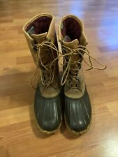 LL Bean Freeport Maine Hunting Boots tall Gore-Tex Liner Thinsulate Men's 11