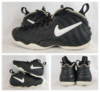 Nike Air Foamposite Pro Men's Black/white Dr.Doom Size 7.5 Shoes Sneakers Authen