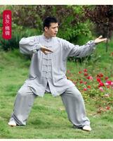 Tai Chi Kung Fu Wushu Uniform Martial Arts Clothing Taiji Wing Chun Suit Cotton