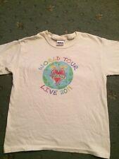 Kids Bon Jovi Live 2011 Tour Tshirt! Kids Size M (5-6)