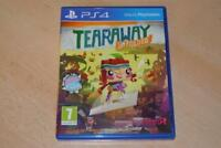 Tearaway Unfolded PS4 Playstation 4 **FREE UK POSTAGE**