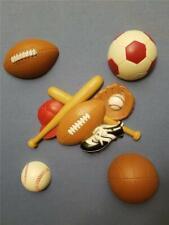Home Interiors Sport Wall Plaque- Baseball, Football,Soccer & Basketball Plaques