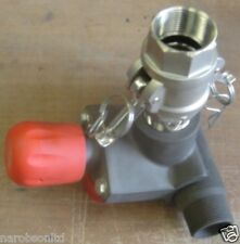 "MINOR VALVE 1 1/4"" (MPC-210 QR) GRIT SHOT BLAST CLEANING ABRASIVE METERING VALVE"