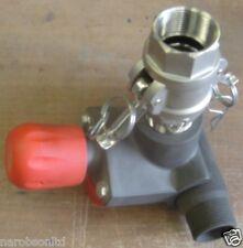 Menores de 1 1/4 Pulgadas (mpc-210 de QR) Grit Shot Blast de limpieza abrasiva de medición de válvula