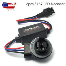 US 3157 4157 LED Load Resistor Switchback Warning Canceller Decoders Fix Error