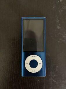 Apple iPod nano MC037LL 5th Generation Blue (8GB) A1320