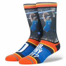 Calze e calzini da uomo blu Stance in poliestere