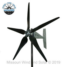 Missouri Wind Raptor G5™ 12 Volt 5 Blade Freedom 3 Sealed Wind Turbine Generator