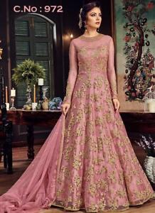 Bollywood Style Stitched Party Traditional Wedding Pakistani Ethnic Indian Gown