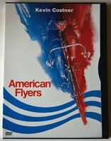 American Flyers (DVD, 1999, Widescreen) Cycling Movie Kevin Costner