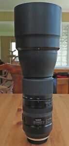 Tamron SP 150-600mm F/5-6.3 G2 Di VC USD Lens For Sony A-mount