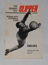 Stoke City-V-Chelsea 1969-1970