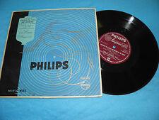 """Lalo / Cello - Tibor De Machula / Otterloo - RARE 1951 Philips Minigroove 10"""""""
