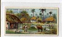 (Jk665-100) Players,British Empire,A Bengal Village,1904 #49
