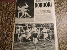 MA17-Clipping-Ritaglio- 1952 Giuseppe Dordoni