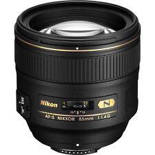 Nikon  AF-S NIKKOR 85mm f/1.4G Classic Portrait Lens 2195