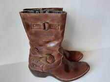 228802-1933-29 Leder Gr:wählbar neu in Kar Levi's Fowler Herren Stiefel  Boots