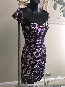 Nicola Finetti Size 6 Race, Wedding, Special Occassion Dress Devine Like New
