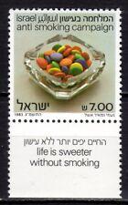 Israel - 1983 Quit smoking - Mi. 921 MNH