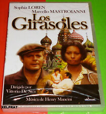 LOS GIRASOLES / I GIRASOLI -Italiano Español -DVD R2- Precinta