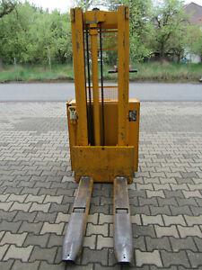 Jungheinrich Elektro Stapler Ameise Hochhubwagen