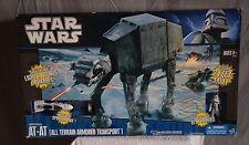 Star Wars Shadows of the Dark Side SOTDS BIG Imperial AT-AT Walker NIB