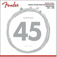 Fender 7250ml 45-100 Medium Light - Jeu de cordes Guitare basse