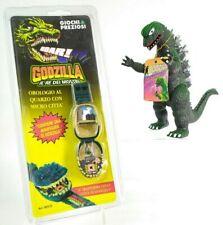 Godzilla Uhr OVP Neu Micro Pocket Giochi Preziosi Imperial Vintage Spielzeug