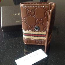 Autentico Gucci chiave caso 138077