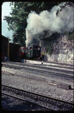 35mm slide BRB Brienz-Rothorn-Bahn 5 Brienz Switzerland 1975 original