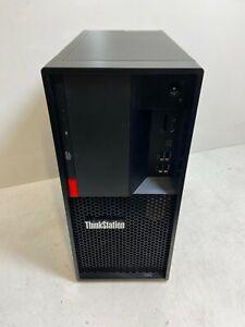 LENOVO P330 TOWER DESKTOP PC 16GB RAM I7 9TH GEN@ 3GHZ 512GB SSD 1TB HDD