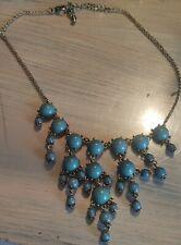 ADO Turquoise Bubble Necklace