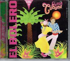 El Bolero Vol 3  Fiesta Cubana  BRAND NEW  CD