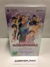 TALES OF XILLIA 2 LUDGER KRESNIK COLLECTOR'S EDITION (PS3) NUOVO NEW ITA PAL
