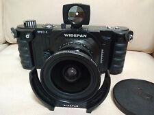 Widepan 617-S 6x17 Panorama camera with SHIFT and Super Angulon 90mm/5.6