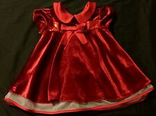 Baby Girl Size 6-9 Months Christmas Holiday Dress