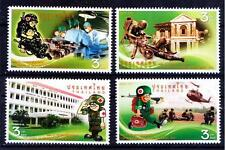 Thailand MNH 4v, Red Cross, Medicine, Army, Helicopter Ambulance  -R99