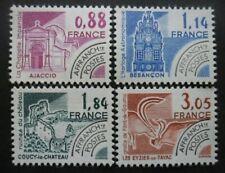 FRANCE Préoblitéré série N°170 au 173 neuf ** luxe