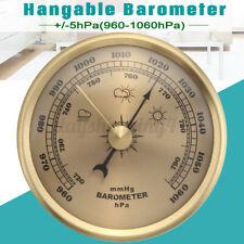 Hangable Barometer Air Pressure Gauge Weatherglass Weather Meter 960-1060hPa **