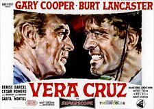 ' Vera Cruz '  FILM POSTER  FRIDGE MAGNET