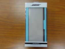 Genuine Bose Sound Link III 3 Speaker Travel Case Cover Aqua Blue New