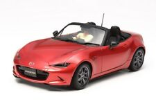 1:24 Scale Mazda MX-5 Roadster Plastic Model Kit - Tamiya #24342