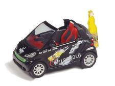 """Busch 99031 Smart Cabrio """"Welde Gold"""" + Flasche Sonderserie 250 Stk. 1:87 Neu+OV"""