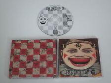 THE JACK RUBIES/SEE THE ARGENT EN MY SMILE(TVT RECORDS TVT-2570-2) CD ALBUM